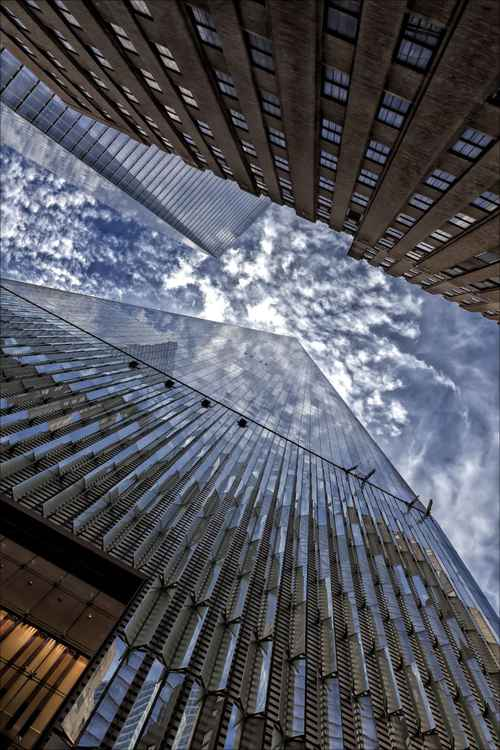 World Trade Center in Perspective