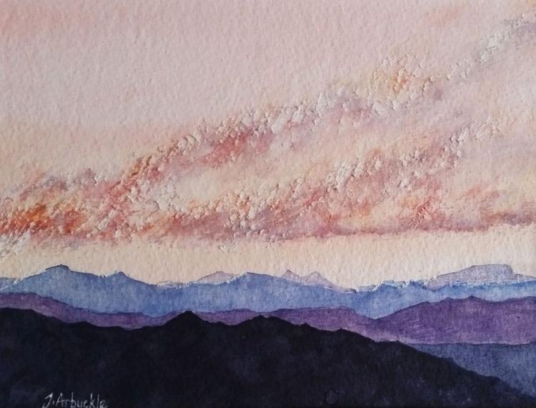 Beinn Ime Sunset - Image 0