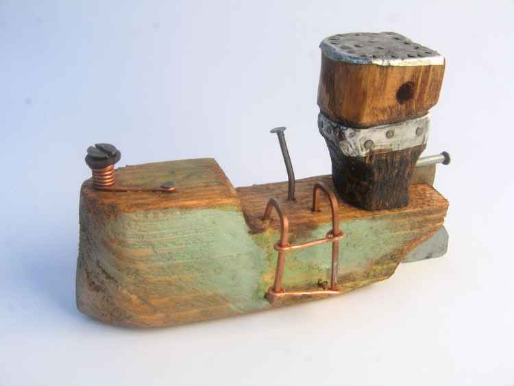 wooden ship - little one