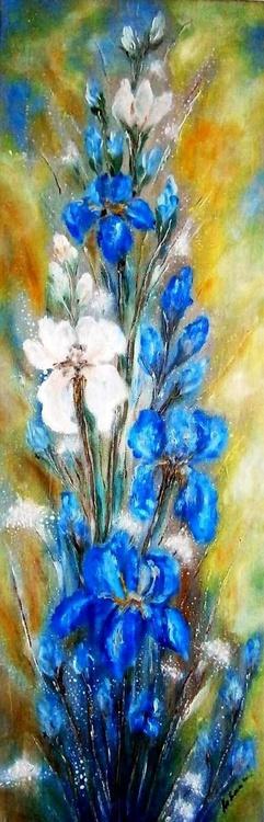Irises 1.. - Image 0