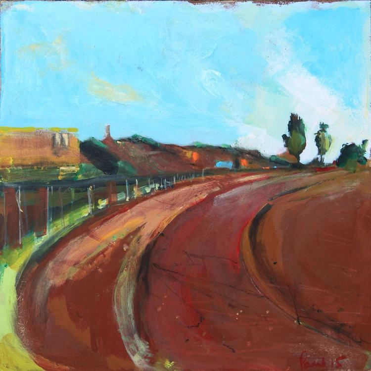 Ploughed Field, Carlingcott - Image 0