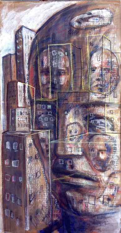 Many faces -