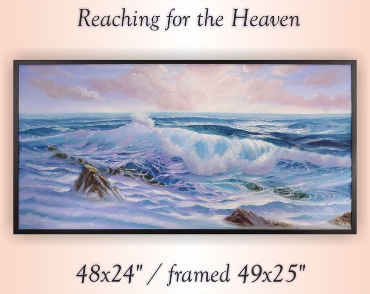 Reaching for the Heaven - Image 0