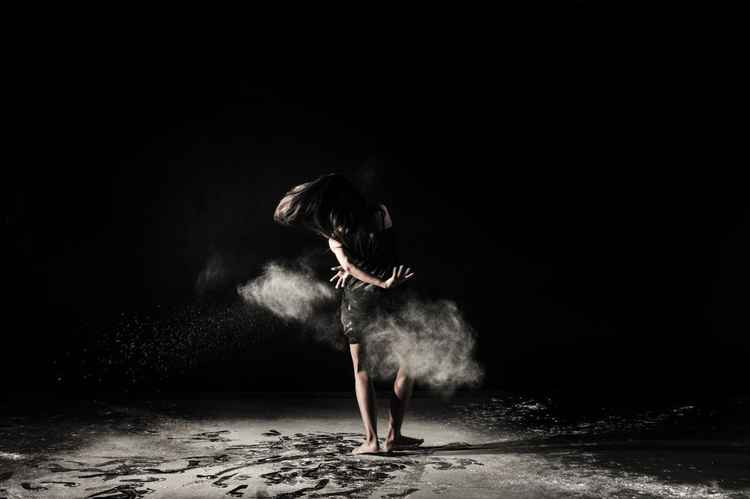 Dancer: Flora #8 -