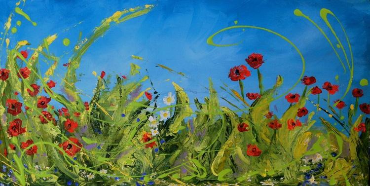 Summer Poppy Breeze - Image 0