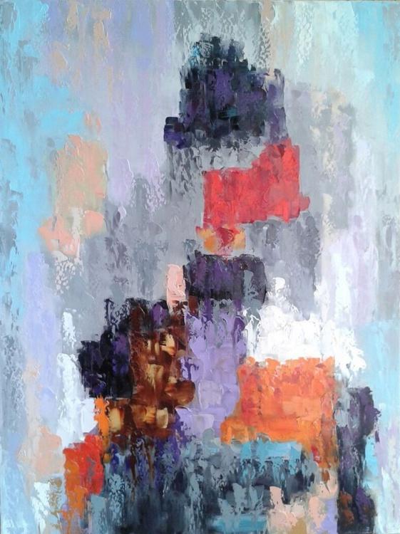 painting*secret Kvadro* Oil on canvas 60х80 cm - Image 0