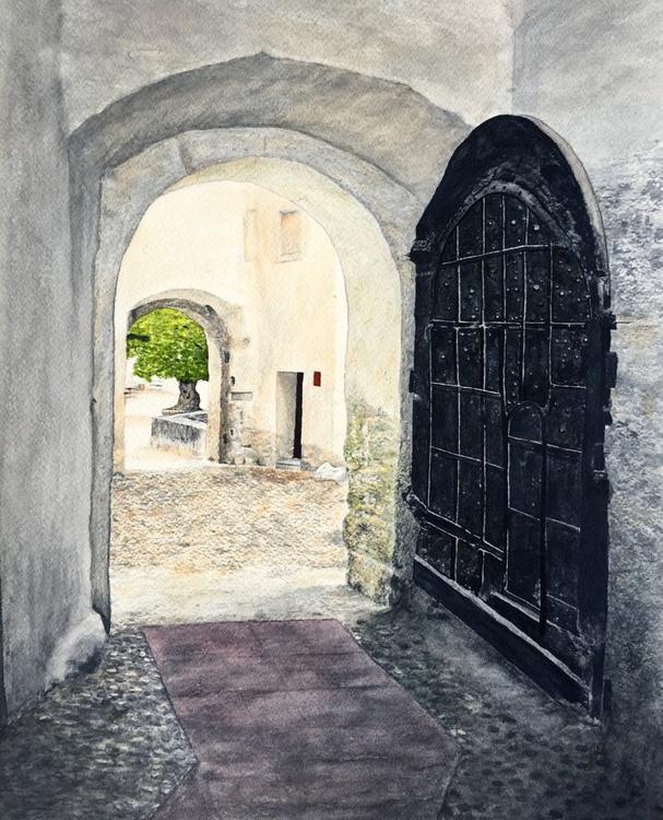 Hohensalzburg Castle Doorway - Image 0