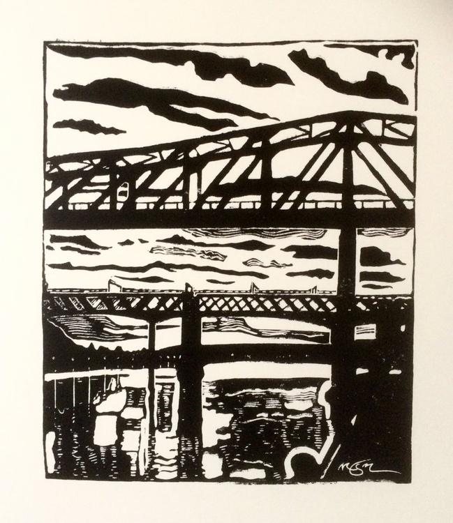 'Bridges over the Tyne' - Image 0