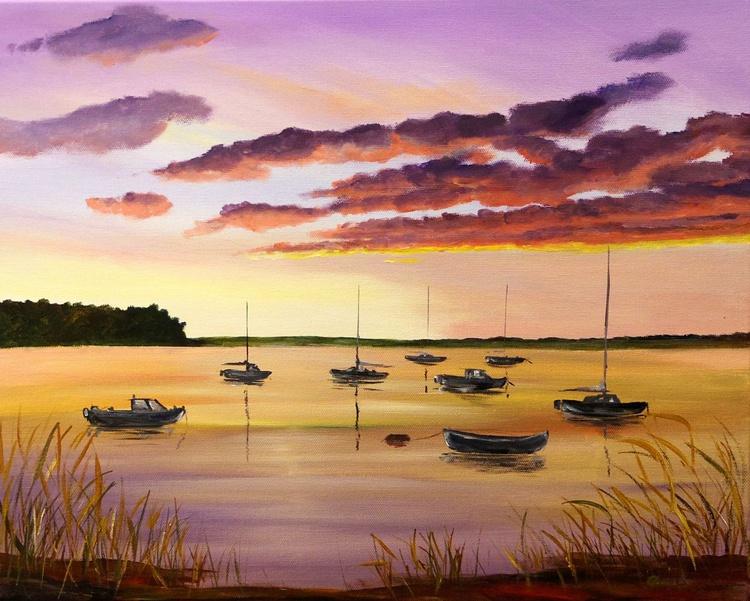 Sunset bay - Image 0
