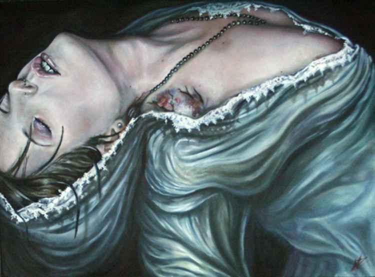 The Ecstasy of St Teresa -