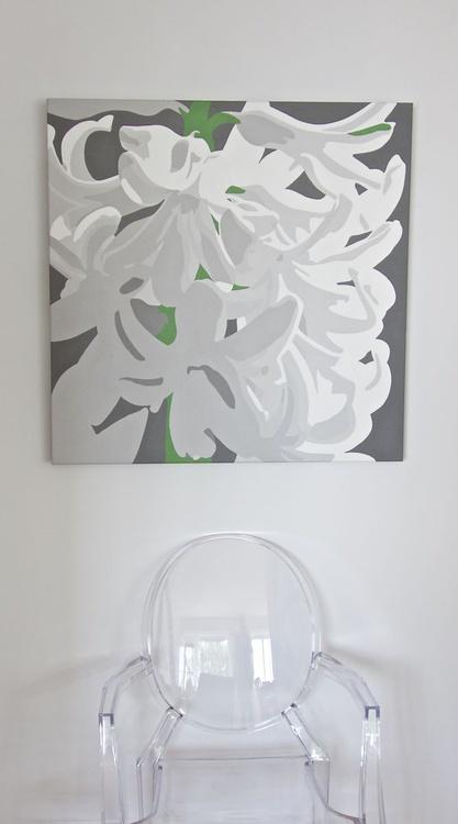 White Hyacinth - Image 0