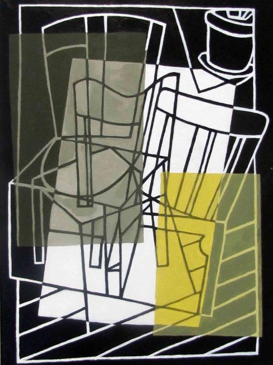 Three Chairs - Image 0