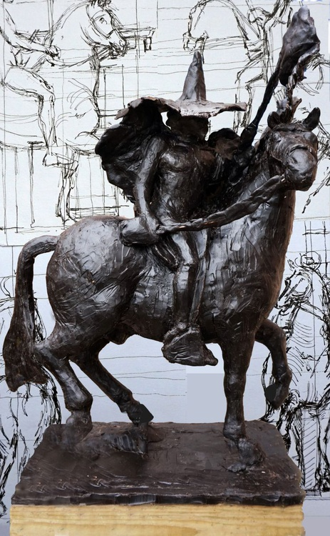 Horse and Rider - Image 0