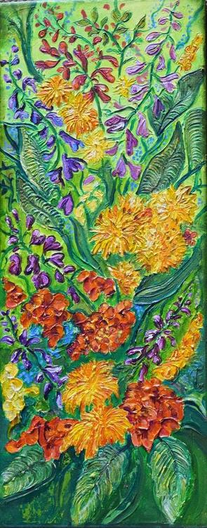 Flower Tapestry - Image 0