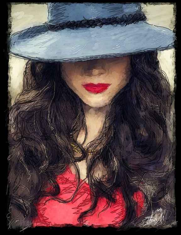 BLUE HAT -