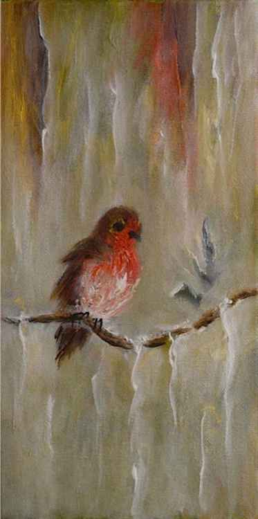 Cute Robin -