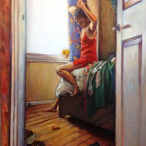 Voyeur by Juliette Belmonte