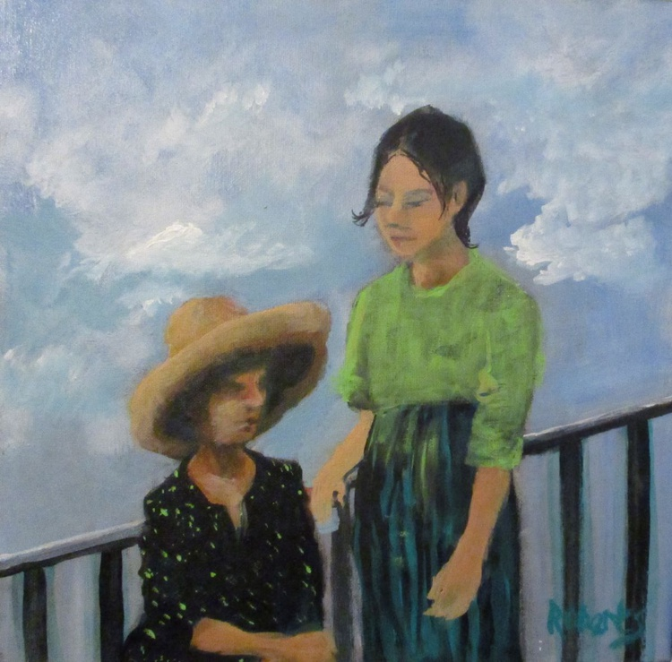Two sisters - Image 0