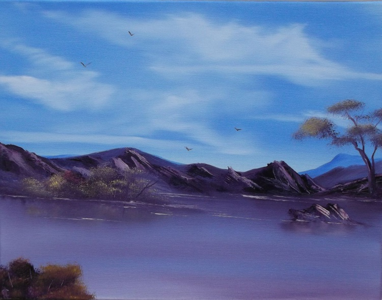 Serenity Lake. - Image 0