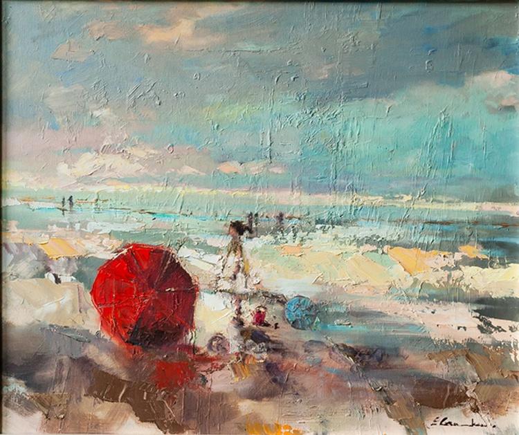 'On the Beach' - Image 0