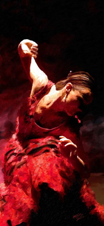 Flamenco Poise - Image 0