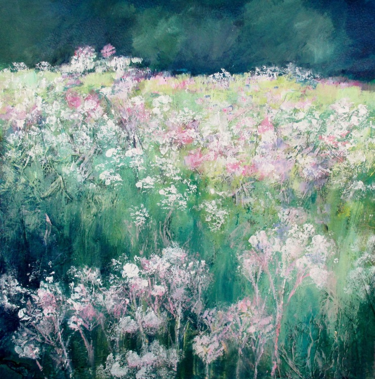 A Haze of Cow Parsley - Image 0
