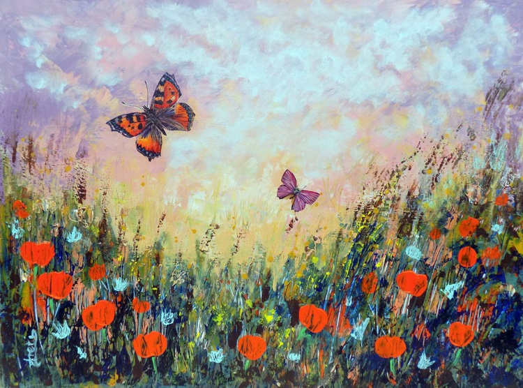 Butterflies in nature - Image 0