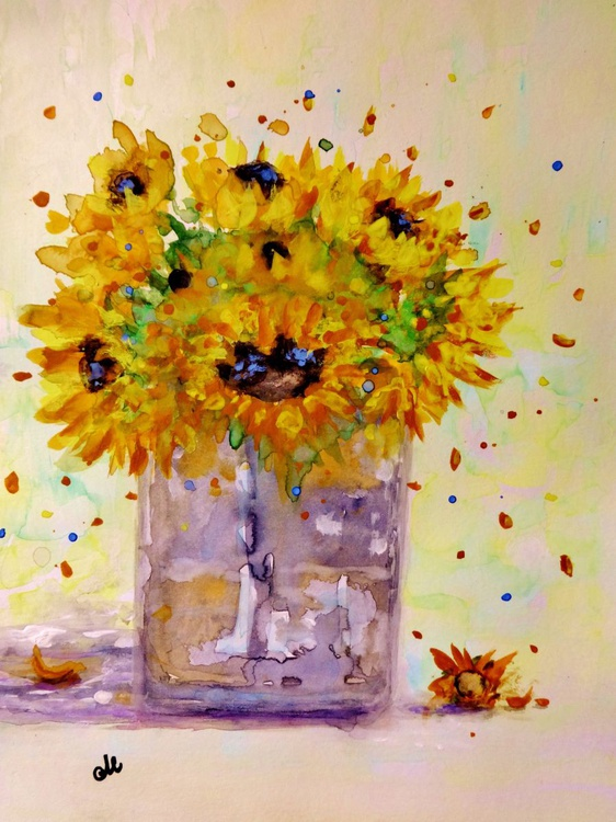 Sunflower symphony.. - Image 0