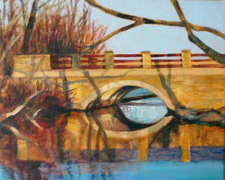 Arboretum Bridge -