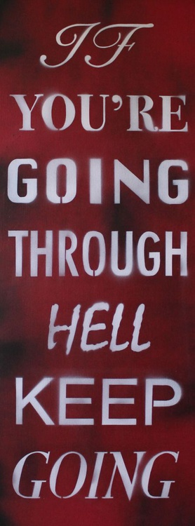 Going Through Hell - Image 0