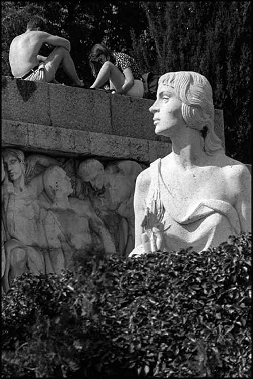 The Garden Statue