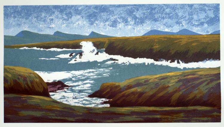 Three Sisters View, Dingle Peninsula - Image 0