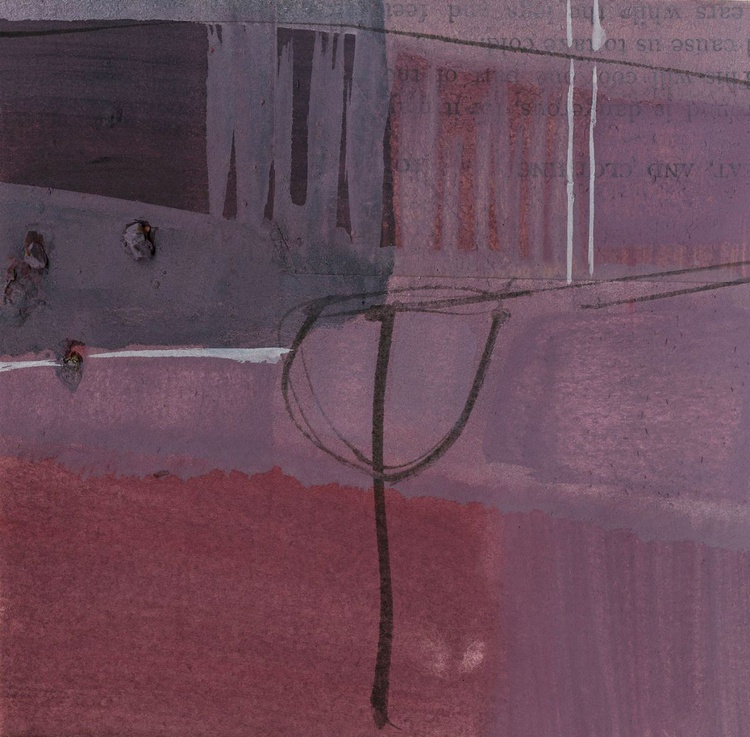 Abstraction 16 - 29 - Abstract Mixed Media Painting - Image 0