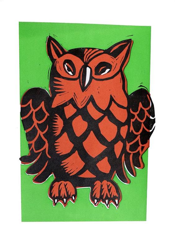 Friendly Owl - Image 0