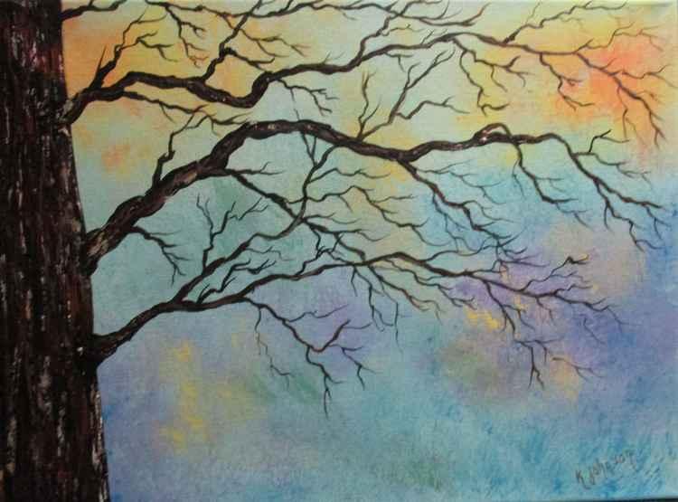 Pastel Evening -