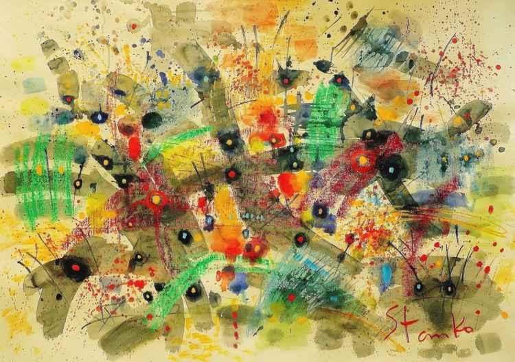Landscaping on Jazz (Satchmo) - XXXVI