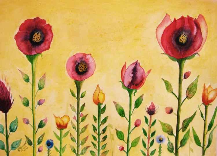 Flower Family II -