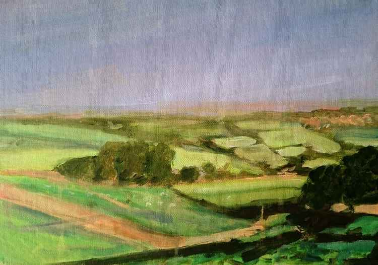 Yorkshire Landscape No.4