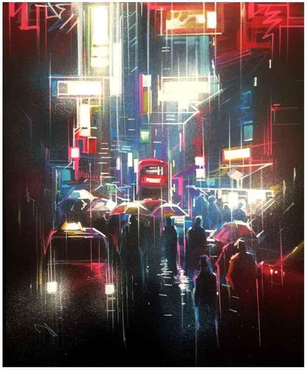 'Electric Rain'