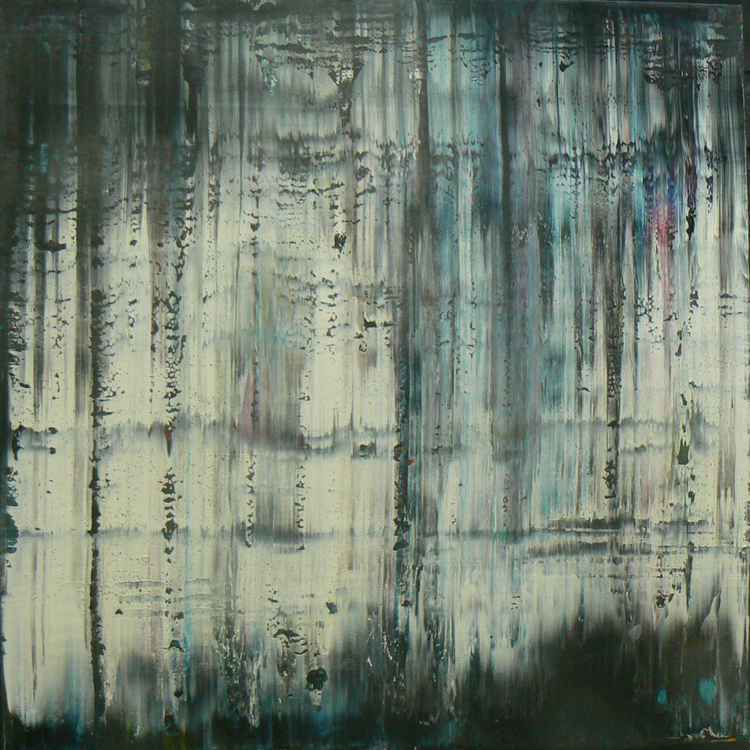 Richter Scale - Glass ceiling - SOLD (London UK) -