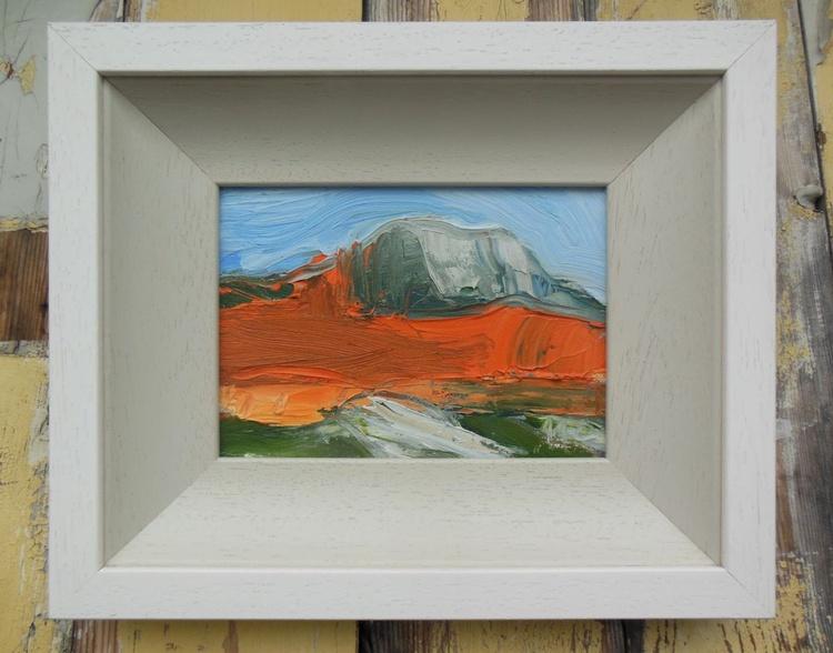 Crag and Bracken at Winter II - Image 0