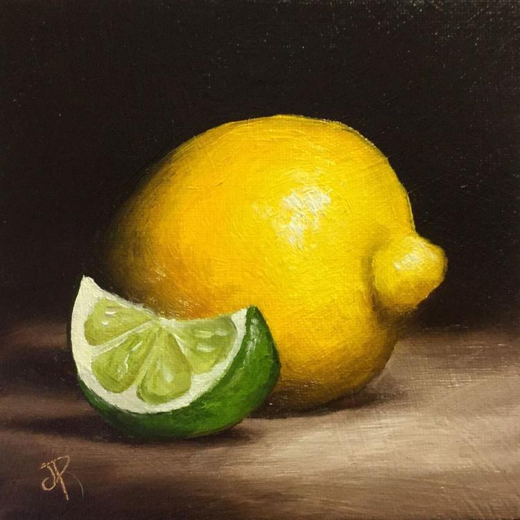 lemon and lime No. 2 - Image 0