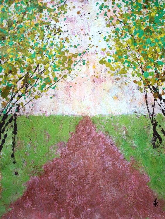 Greeny landscape - Image 0