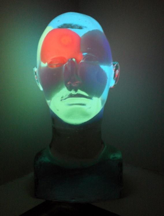 Glow Brain #3 - Image 0