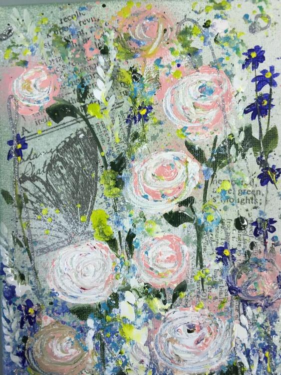 Mini vintage roses - Image 0