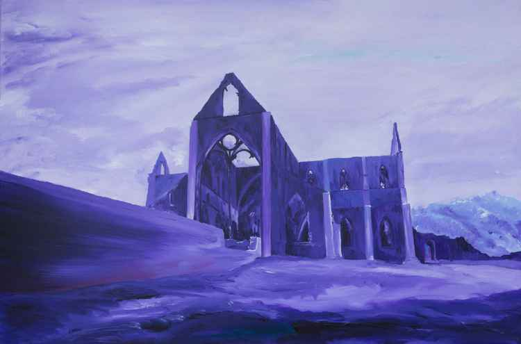 Tintern Abbey -