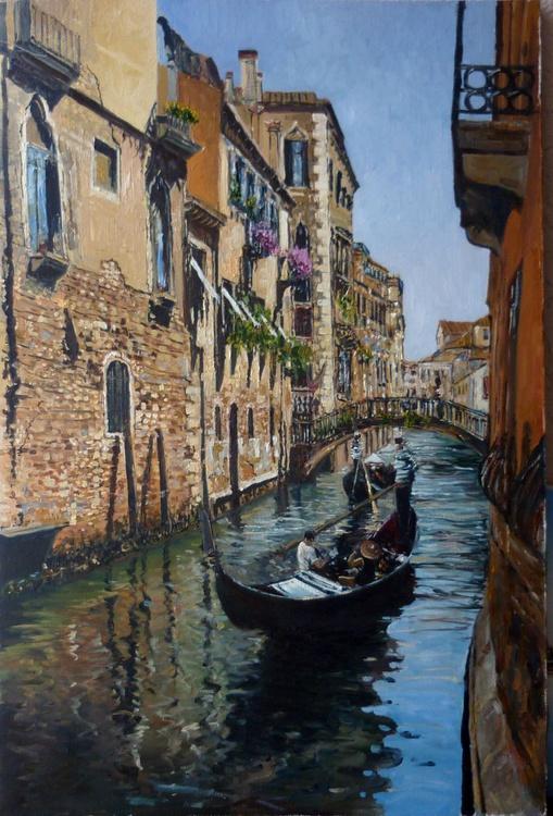 Venice - Canals and Gondolas - Image 0