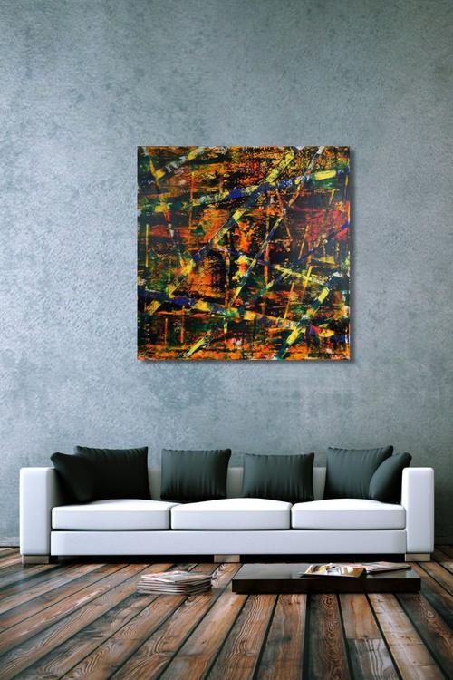 Mikado (100x100 cm) - Image 0