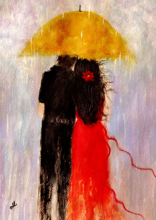 Me, You and a Summer rain..(7) - Image 0