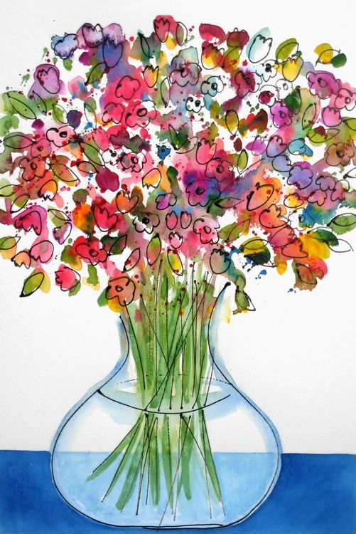 Spring Bouquet 4 - Image 0